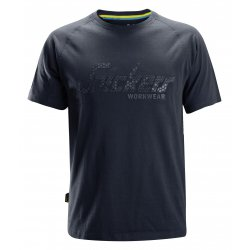 T-shirt SNICKERS LOGO 2580