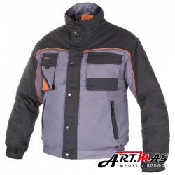 Winter protective short jacket PROFESSIONAL