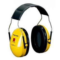 Nauszniki ochronne Peltor™ Optime™ I (żółte)