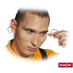 Jednorazowe wkładki przeciwhałasowe do uszu