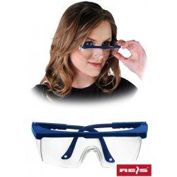 Przeciwodpryskowe okulary ochronne BEARKAT