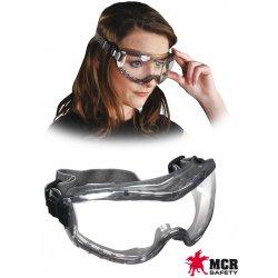 Przeciwodpryskowe okulary ochronne FRAMEB-LIGHT