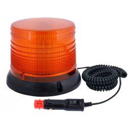 Lampa ostrzegawcza 60 SMD LED 12V/24V, pomarańczowa, E9 ECE R10