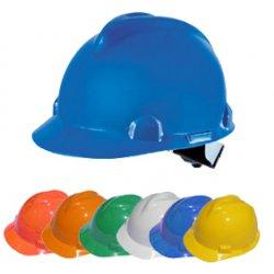 Przemysłowy hełm ochronny 4 punktowy VIKING