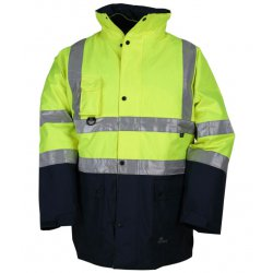 HI-VIS 5 in 1 Jacket VIZWELL VWJK44