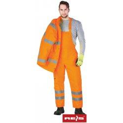 Spodnie ocieplane ostrzegawcze S-VIS