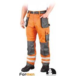 Spodnie ochronne ostrzegawcze FORMEN LH-FMNX-T