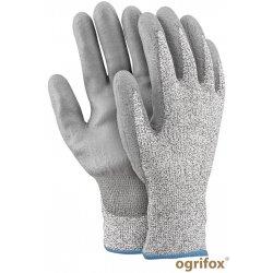 Rękawice powlekane nitrylem JM GLOVES 120 (rteni)
