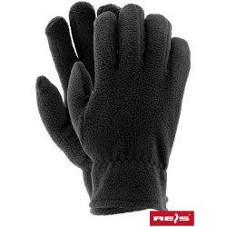 Rękawice ochronne, ocieplane wykonane z polaru - RPOLAREX