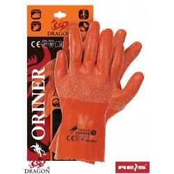 Rękawice ochronne ocieplane - DRAGON ORINER