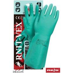 Rękawice ochronne (kauczuk nitrylowy) - DRAGON RNIT-VEX