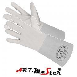 Rękawice robocze typu spawalnicze z delikatnej skóry licowej RSL - Art.Master