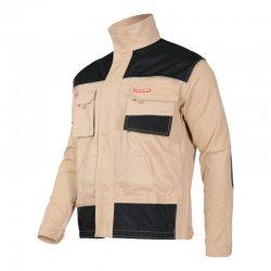 Beżowa bluza robocza ochronna Lahti Pro L40401