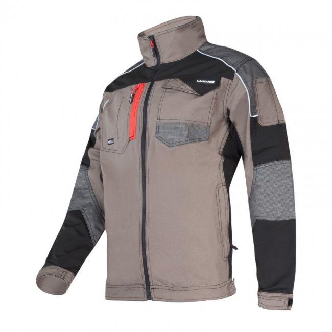 819ad3f5 Bluza robocza slim fit w kolorze khaki Lahti Pro L40410 - Arkadia BHP